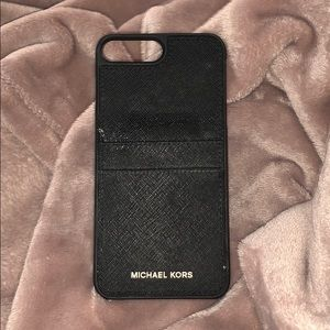 Michael Kors iphone 8+ case